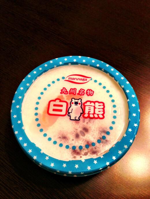 【日刊:かき氷】九州地方の名物かき氷といえば「白熊」