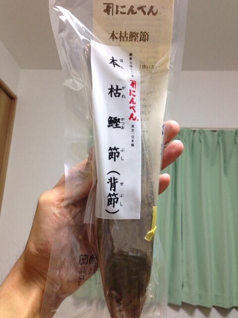 【日刊:男の家事】鰹節を削るだけで、美味しい朝食が食べられる