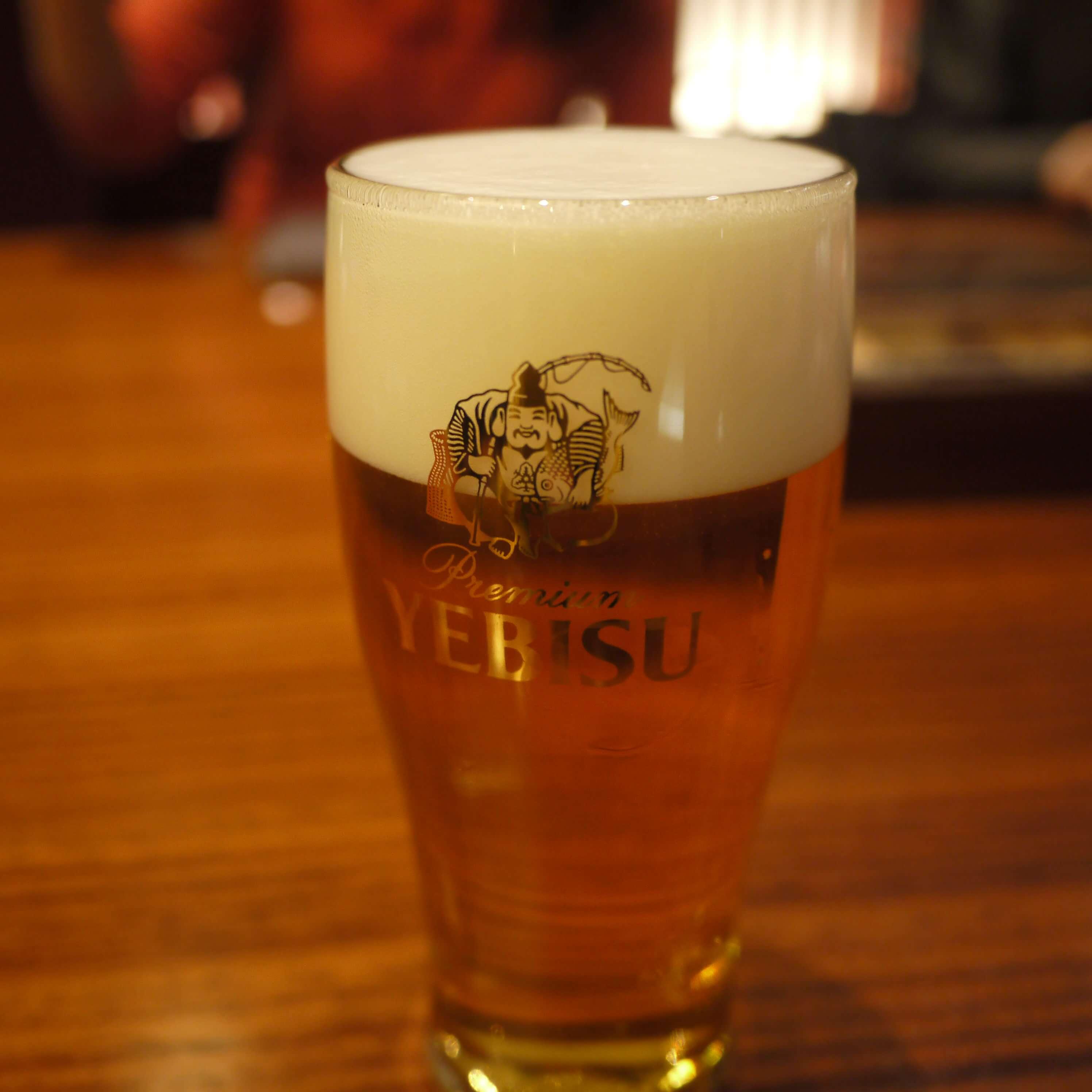 エビスビール記念館 見学ツアーで美味しいビールを堪能してきました!!