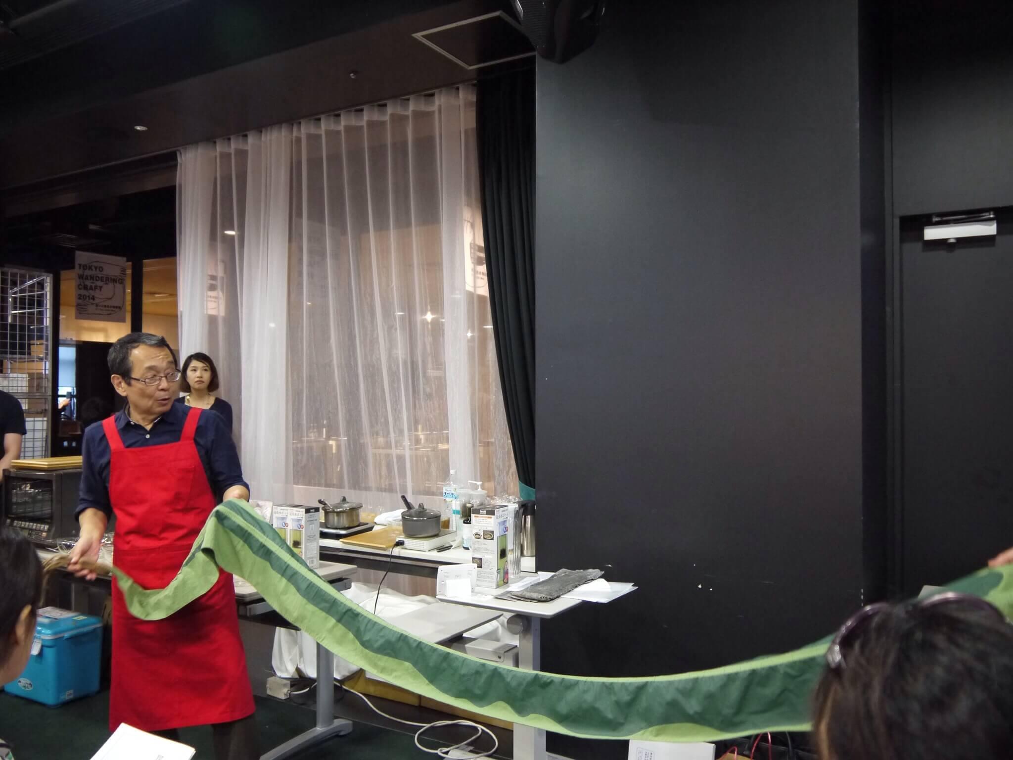 司馬遼太郎も絶賛した!渋谷ヒカリエで昆布セミナーに参加してきた!