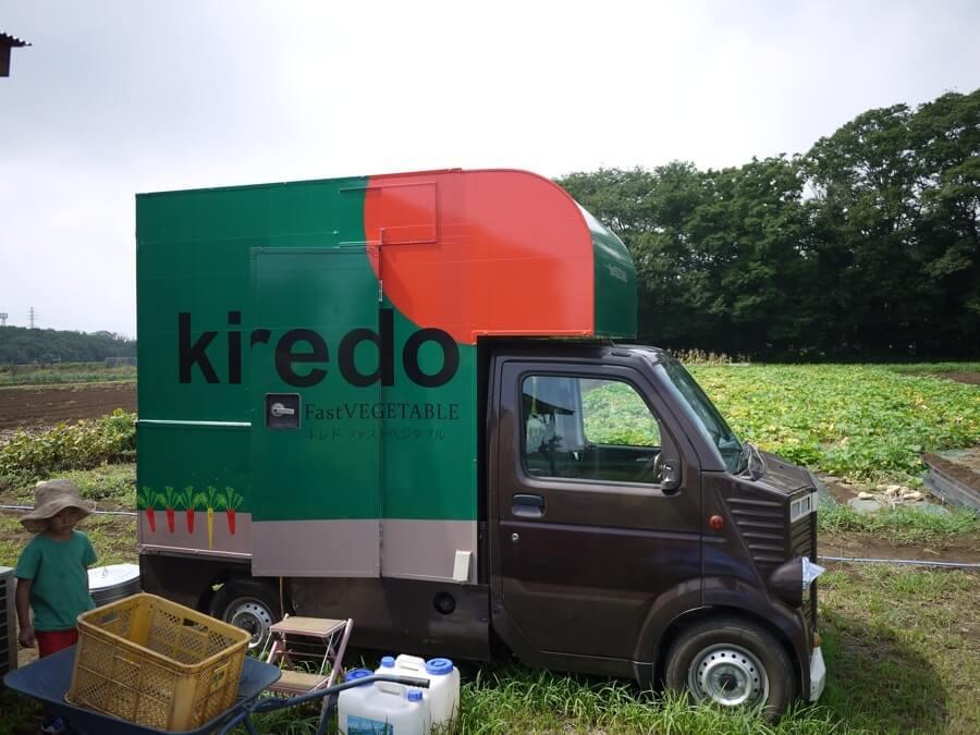 キレド 千葉県四街道の畑で新鮮野菜の収穫を体験してきた!