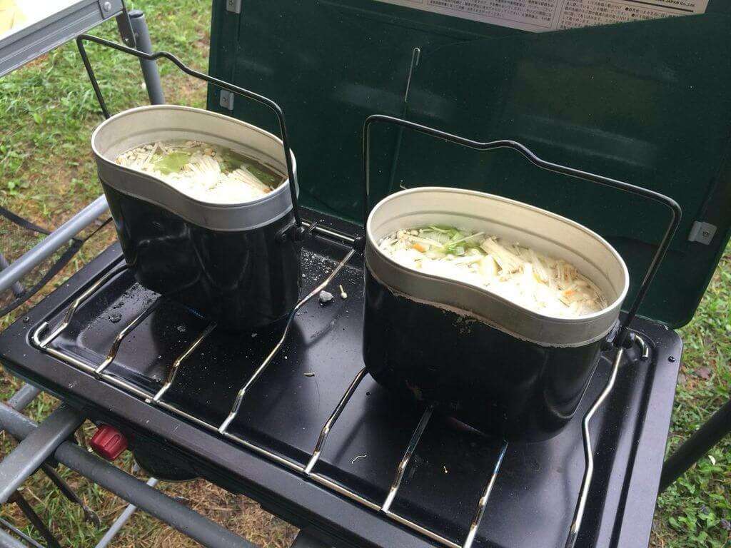 乾物ってキャンプに最適な食材なんじゃない?キャンプで乾物料理