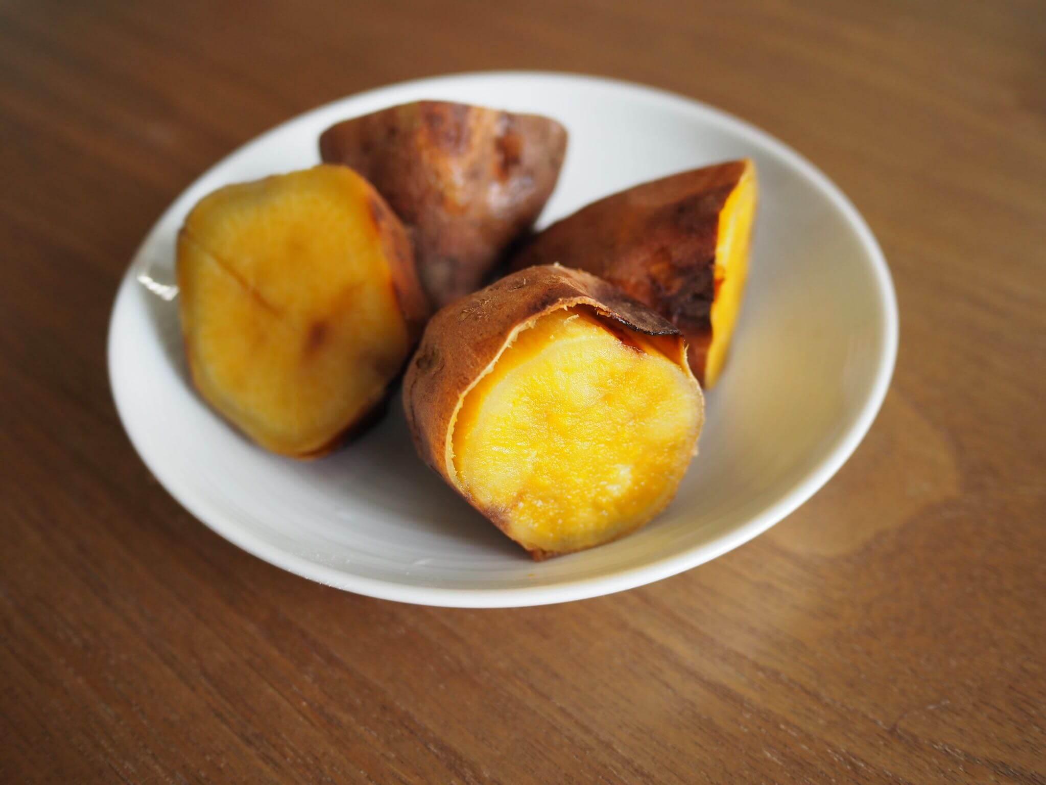 鹿児島空港の安納芋詰め放題がお得!ストウブで焼き芋にしたら美味しすぎた!