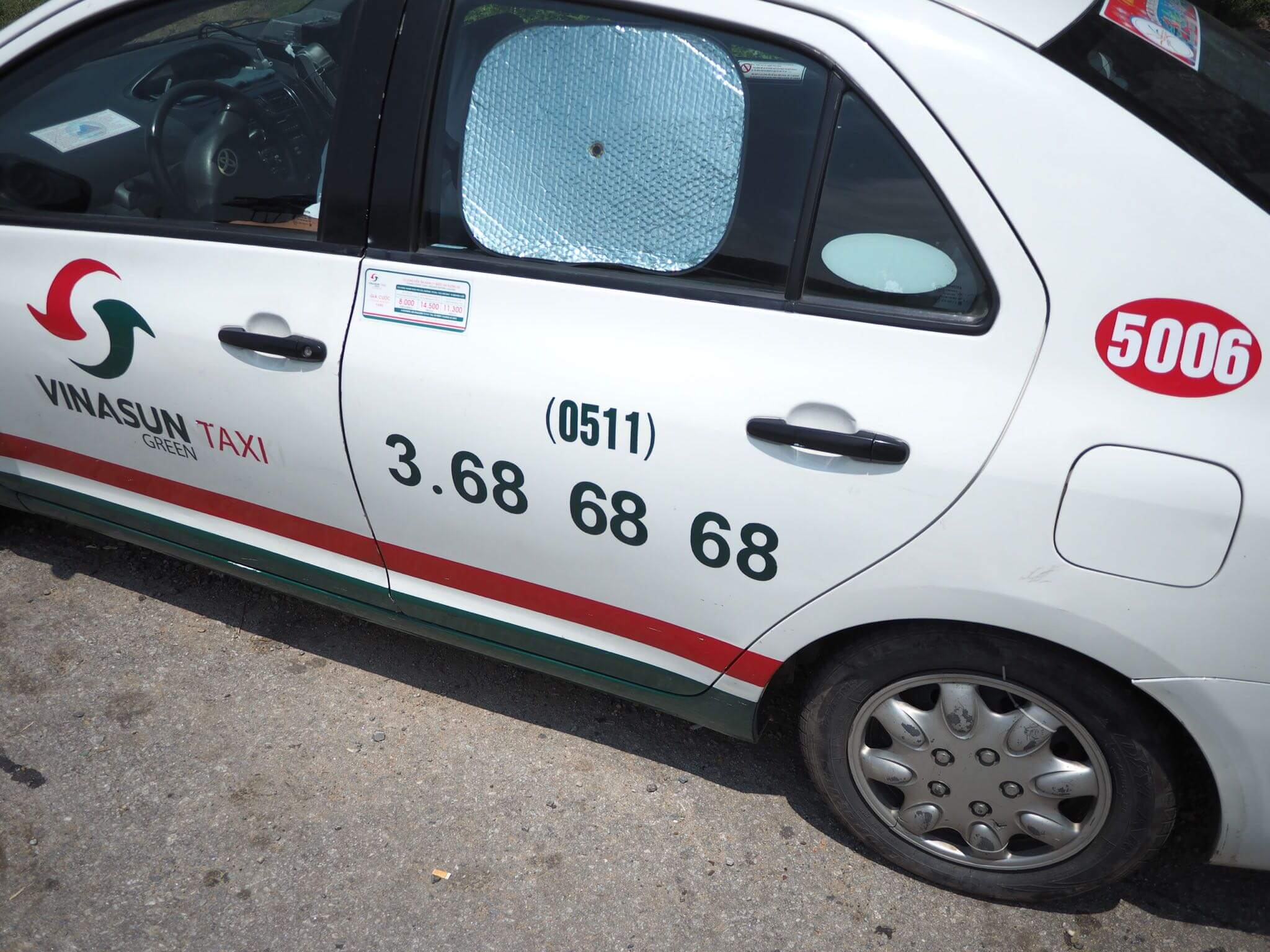 ダナン観光でタクシーをチャーターする方法 料金と交渉するコツを解説