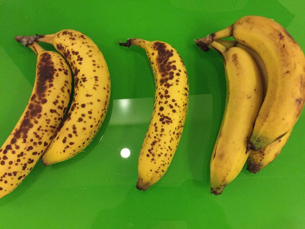 バナナ保存