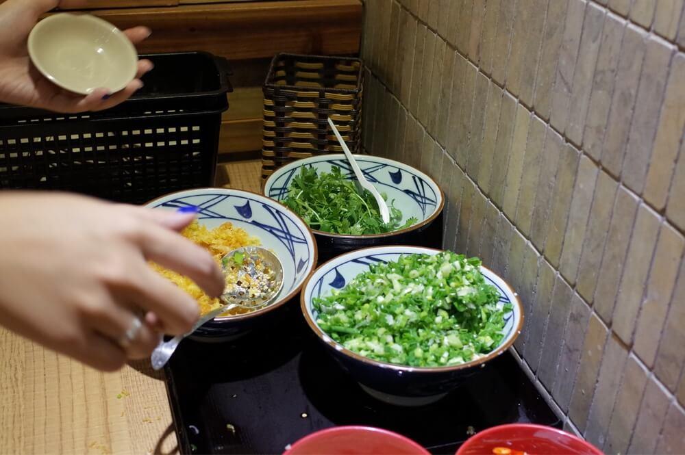 丸亀製麺 ベンタン