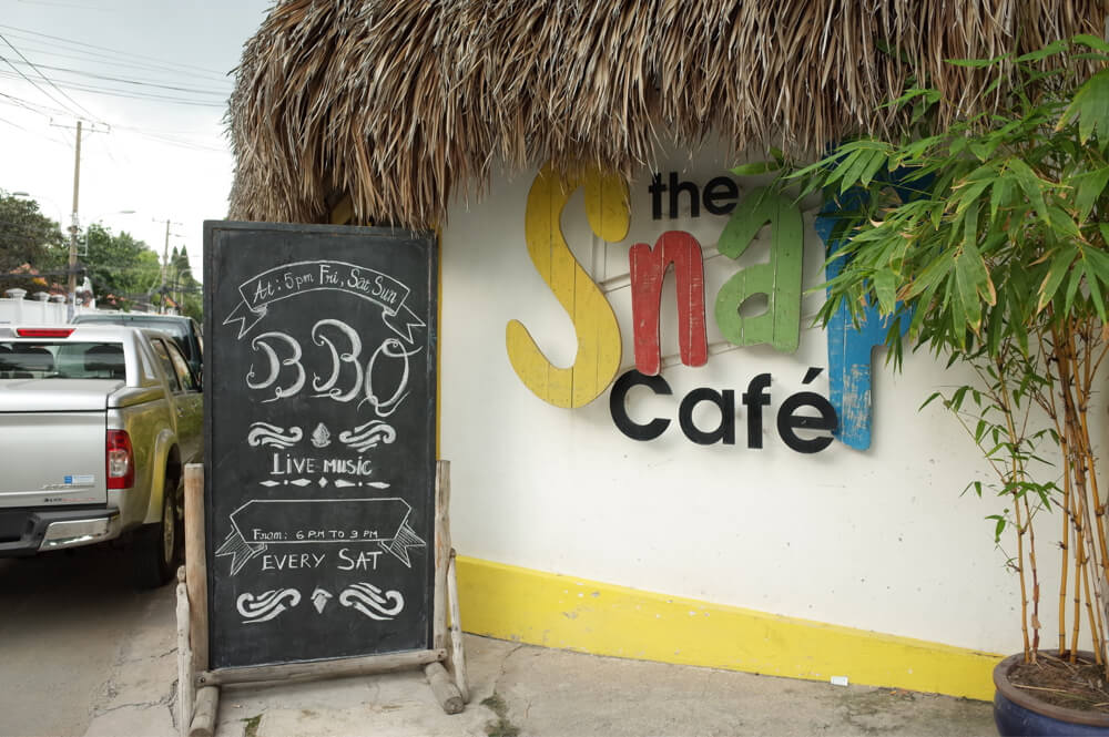 the snap cafe
