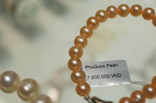 フーコック真珠養殖場