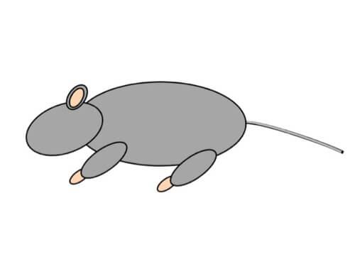 ネズミバーベキュー