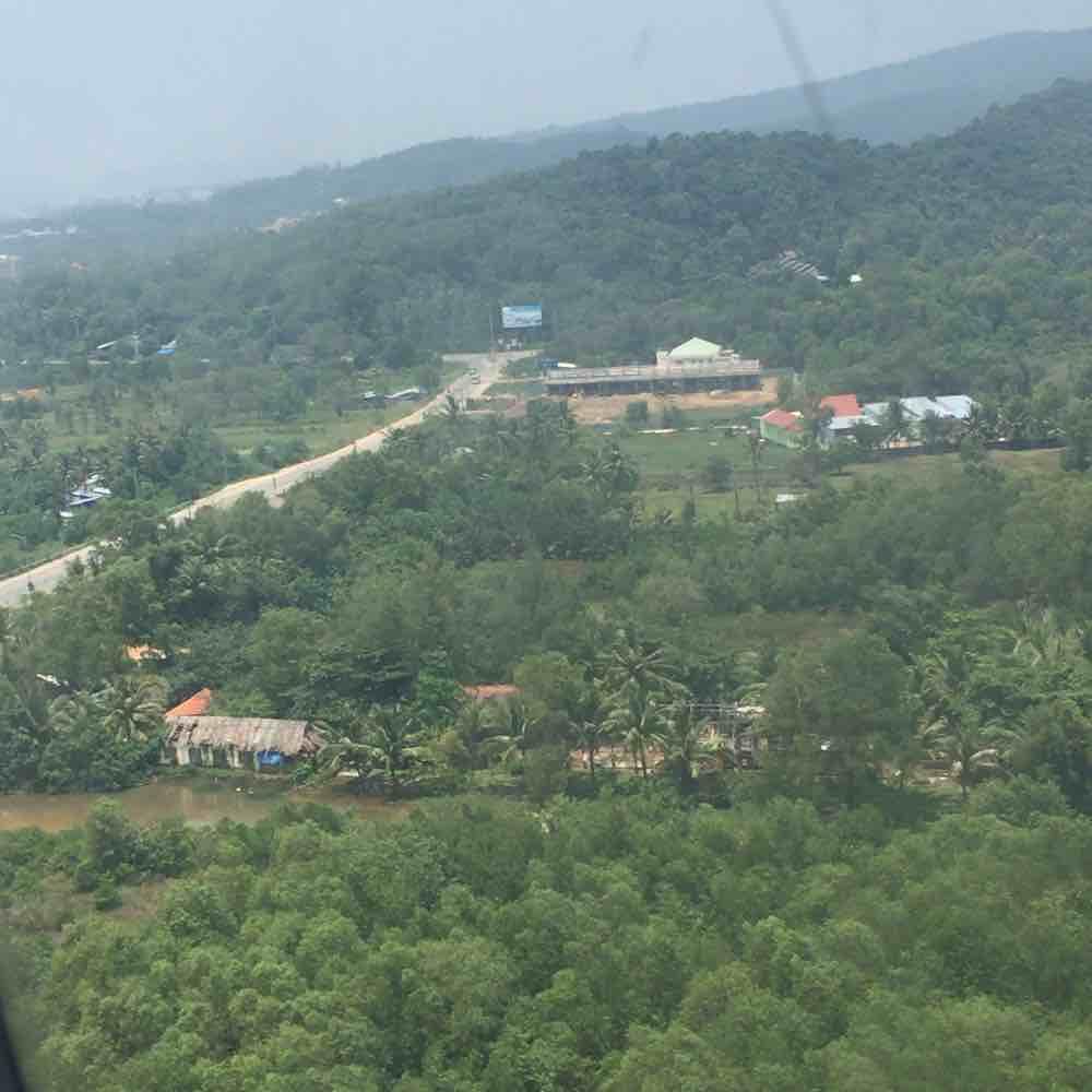 今日から二日間、ベトナム最後の秘境フーコックにきています