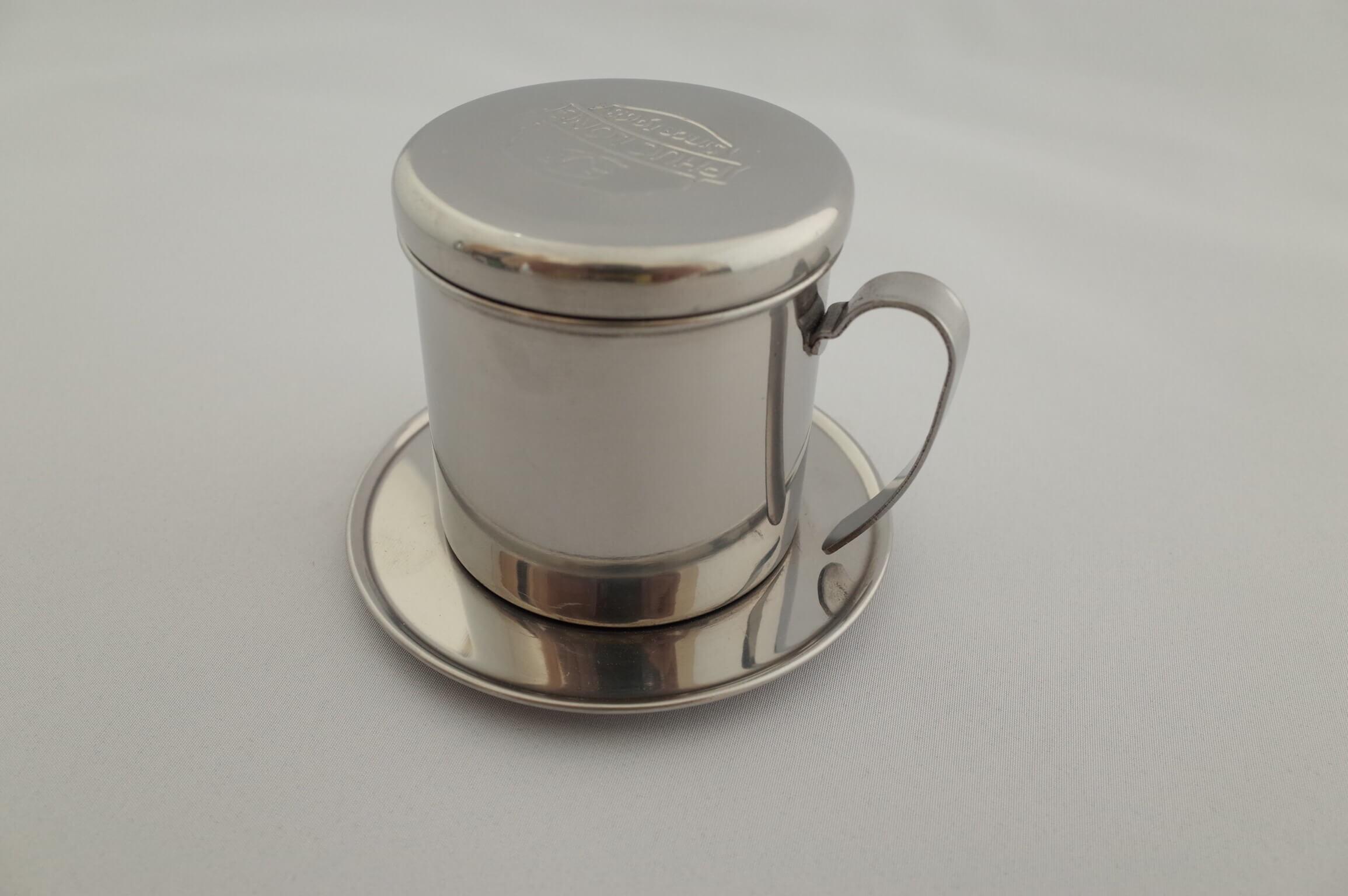 自宅で作るベトナムコーヒー!お土産で買ってきた珈琲ドリッパーセットを開封