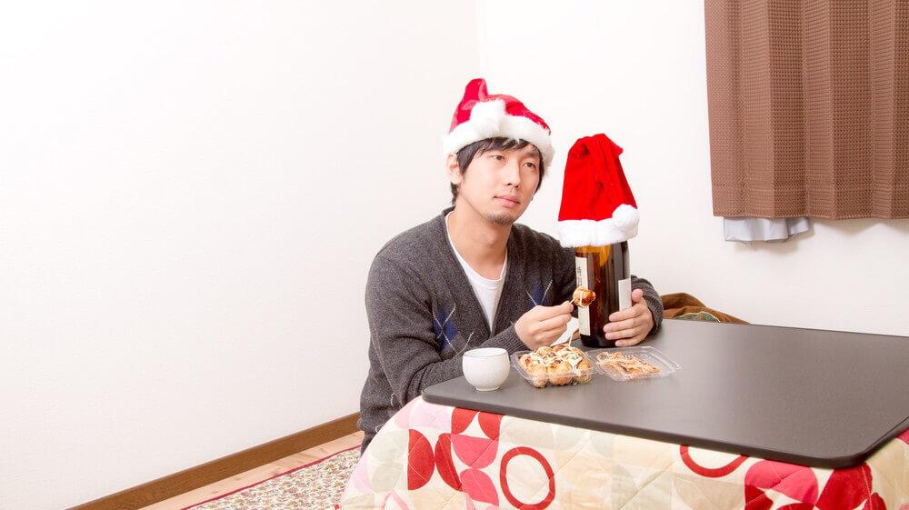 ぼっちでさびしいクリスマスを過ごすくらいなら、寄付でもして心温まればいいんじゃない