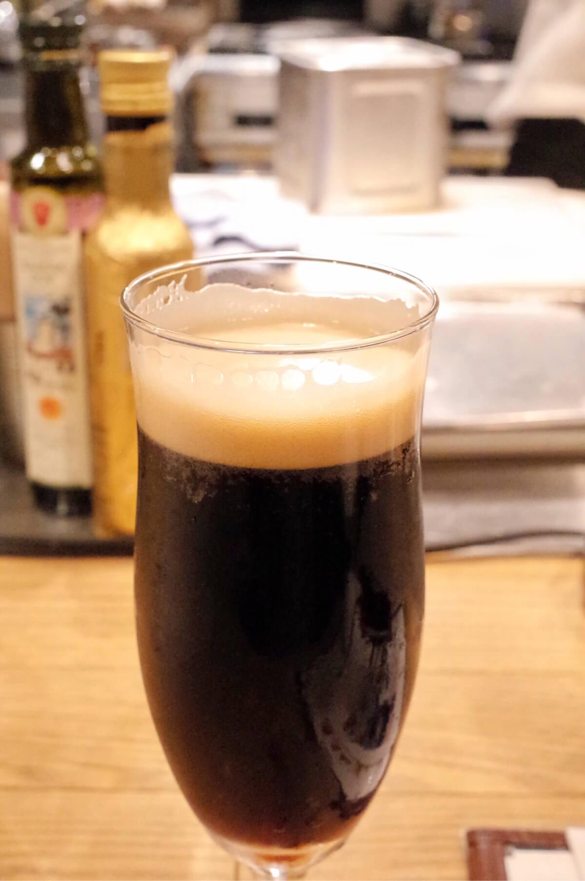 センバキッチン ビール