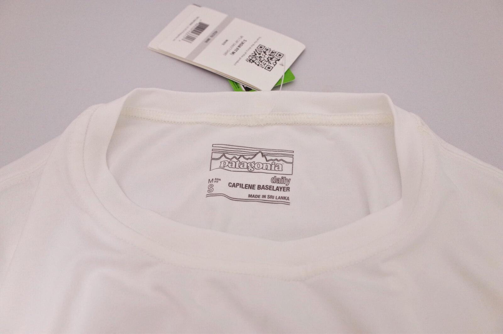 パタゴニア シャツ