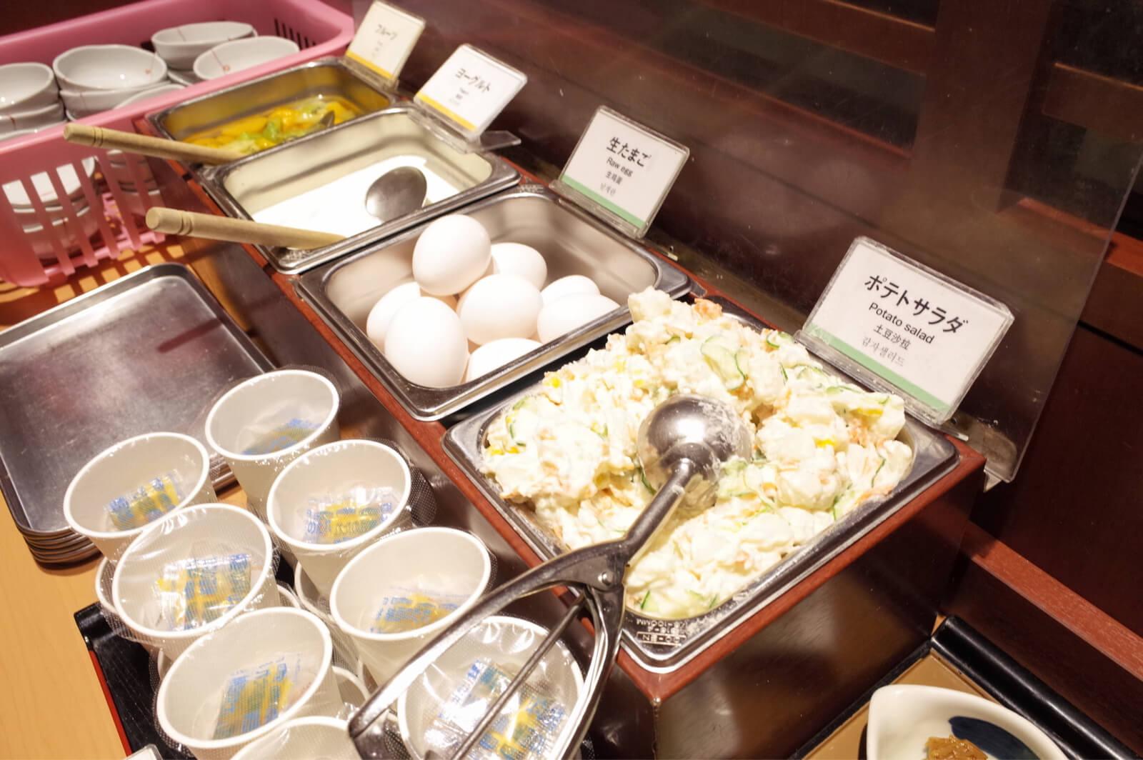 ダイワロイネット 大阪上本町 やよい軒 小鉢