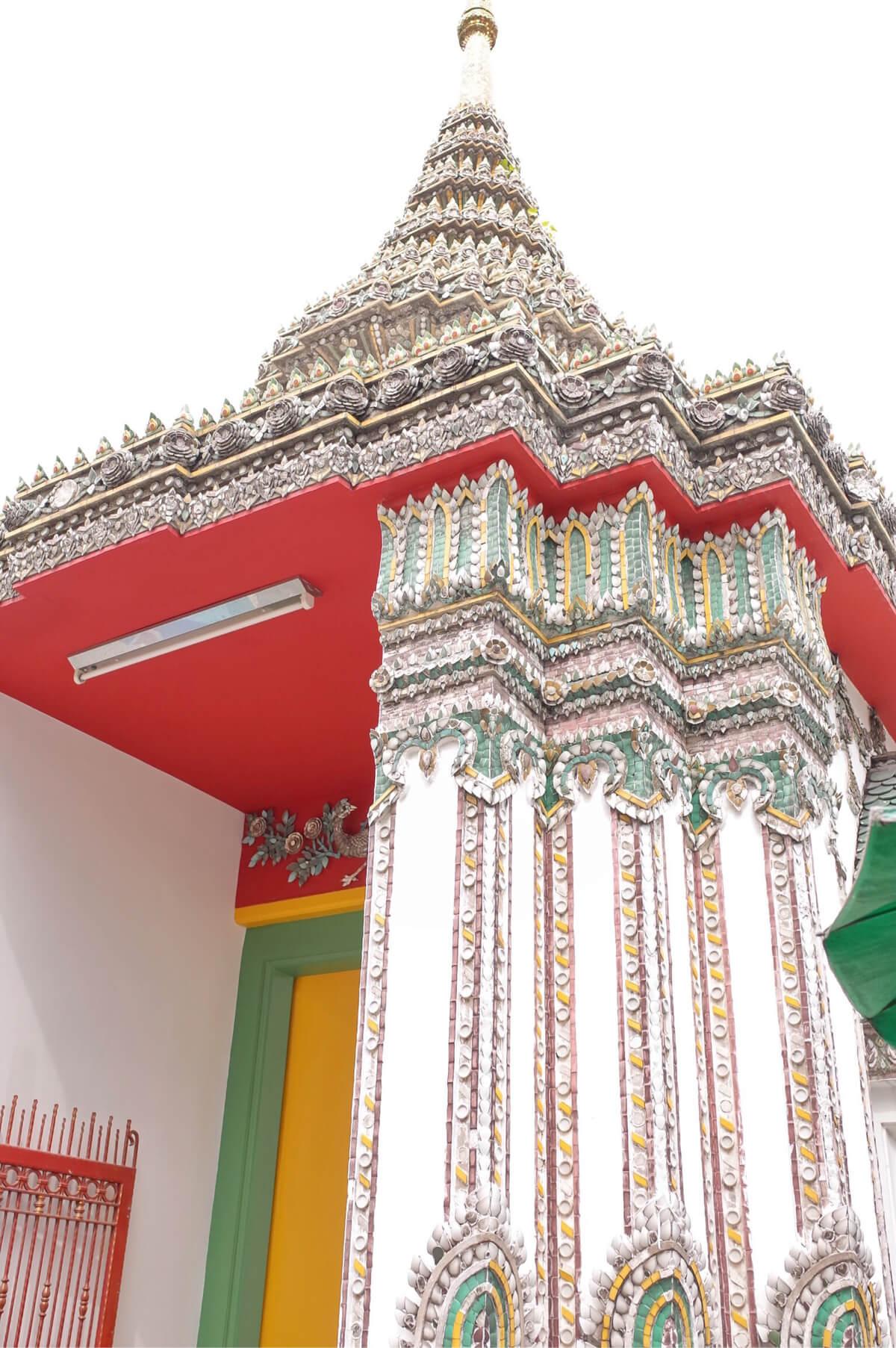 ワット・ポー バンコク タイ