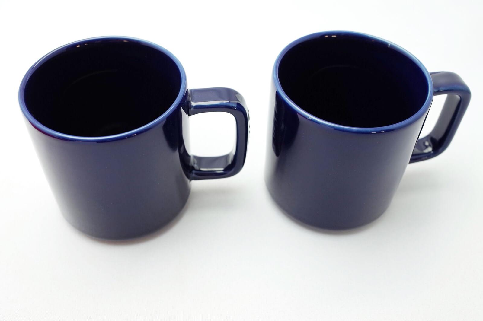 ストウブ セラミック マグカップ グランブルー