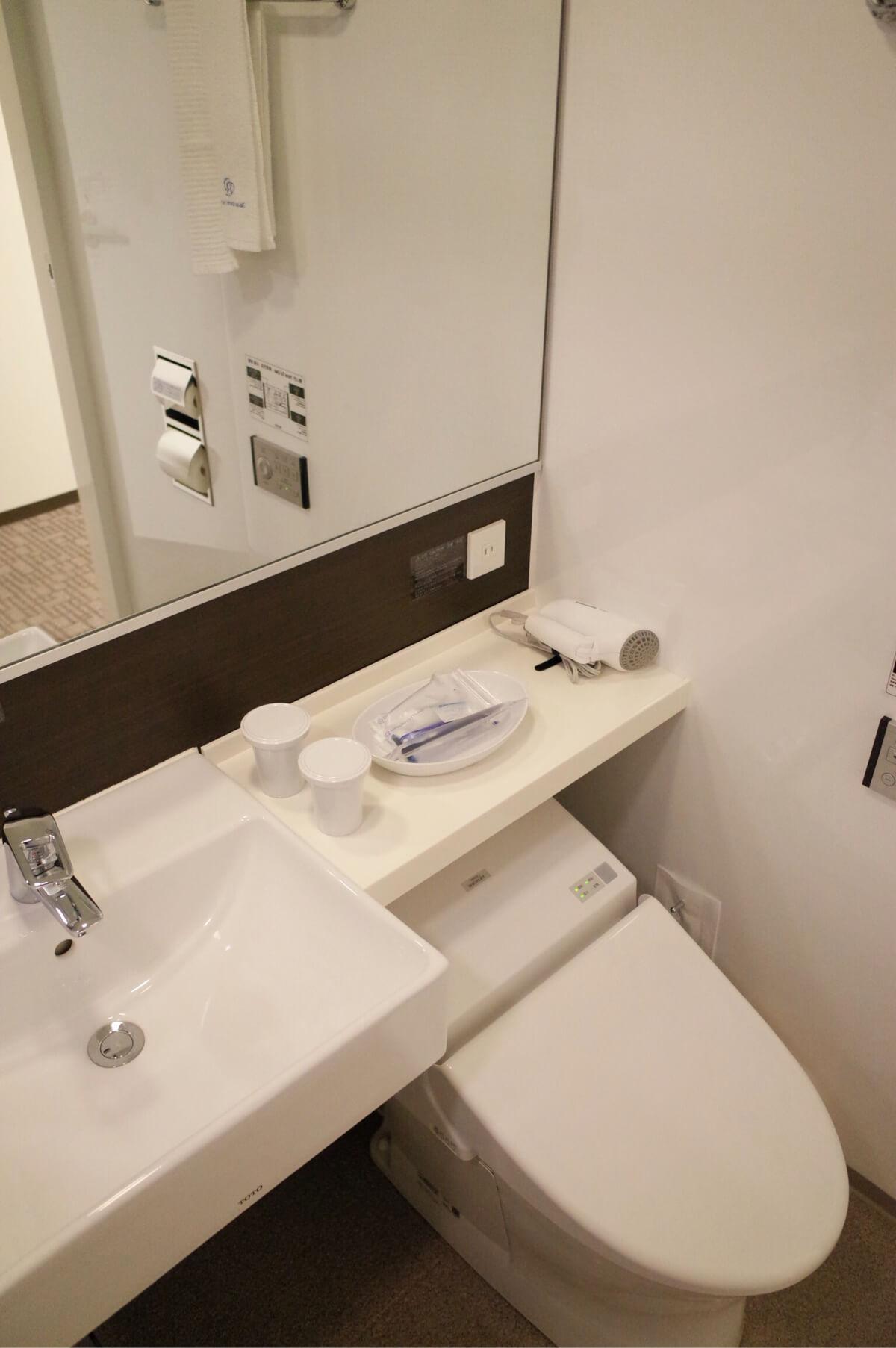 ダイワロイネット 北浜  トイレ