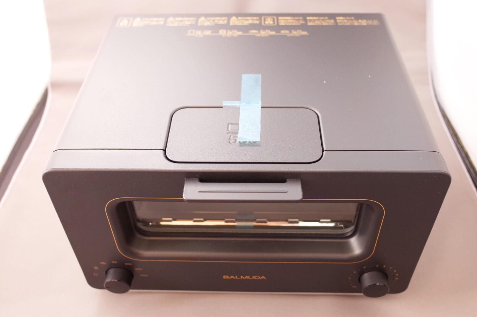 バルミューダ BALMUDA トースター