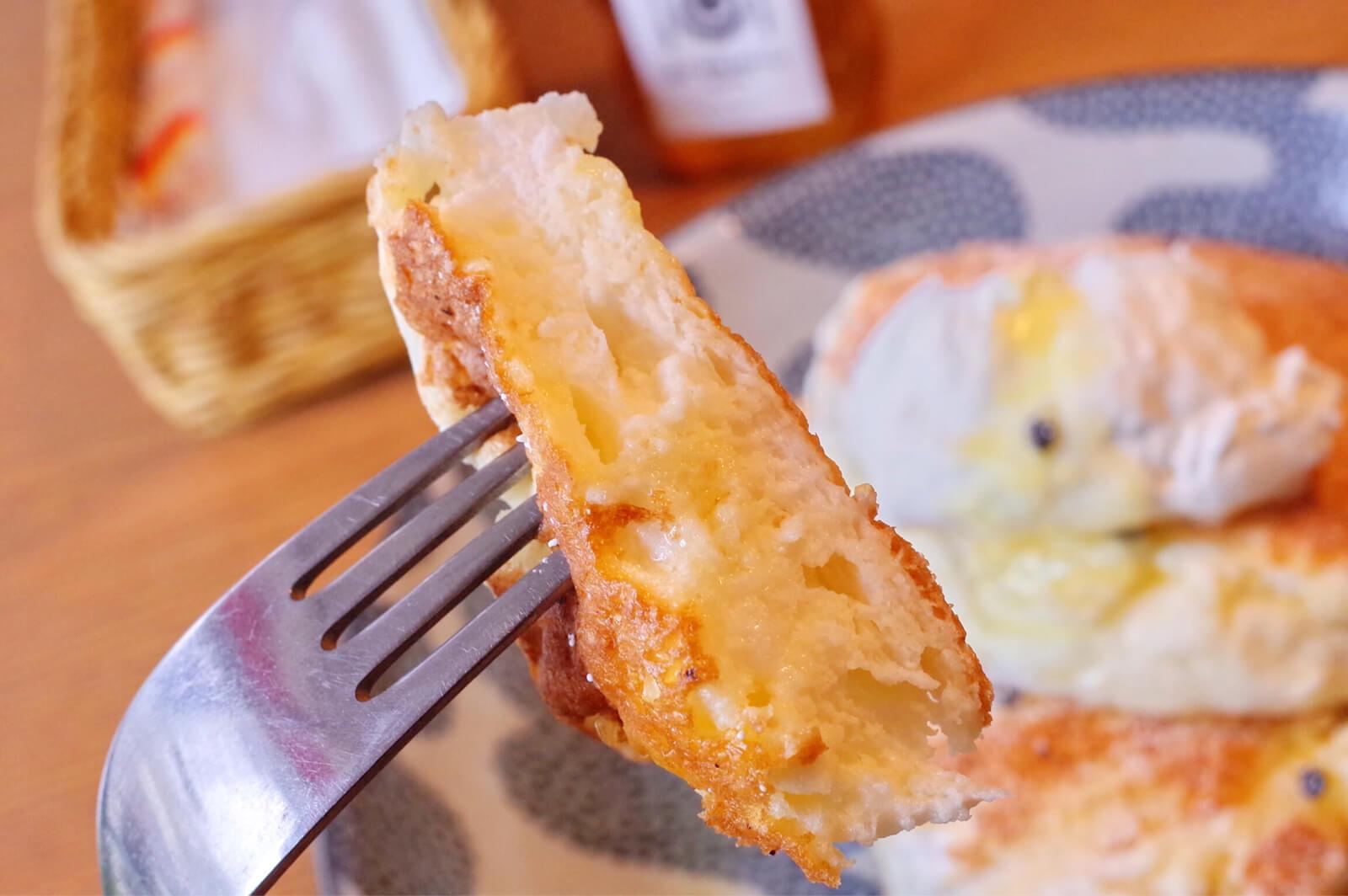 C&C BREAKFAST okinawa スフレパンケーキ