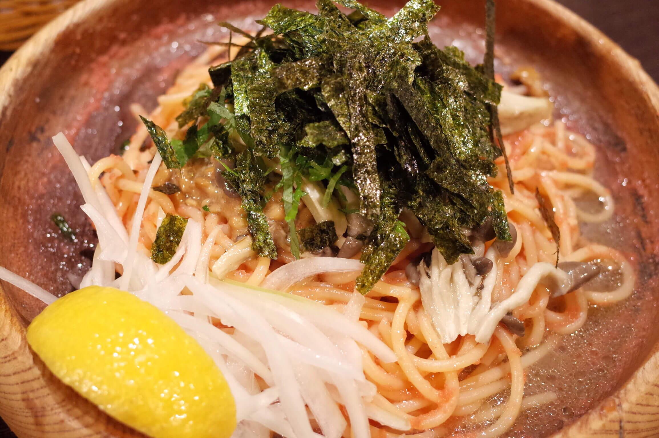 【食レポ】モーゼ 東中野   地元民が虜になるめっちゃ美味いスパゲティ!ランチにおすすめ!