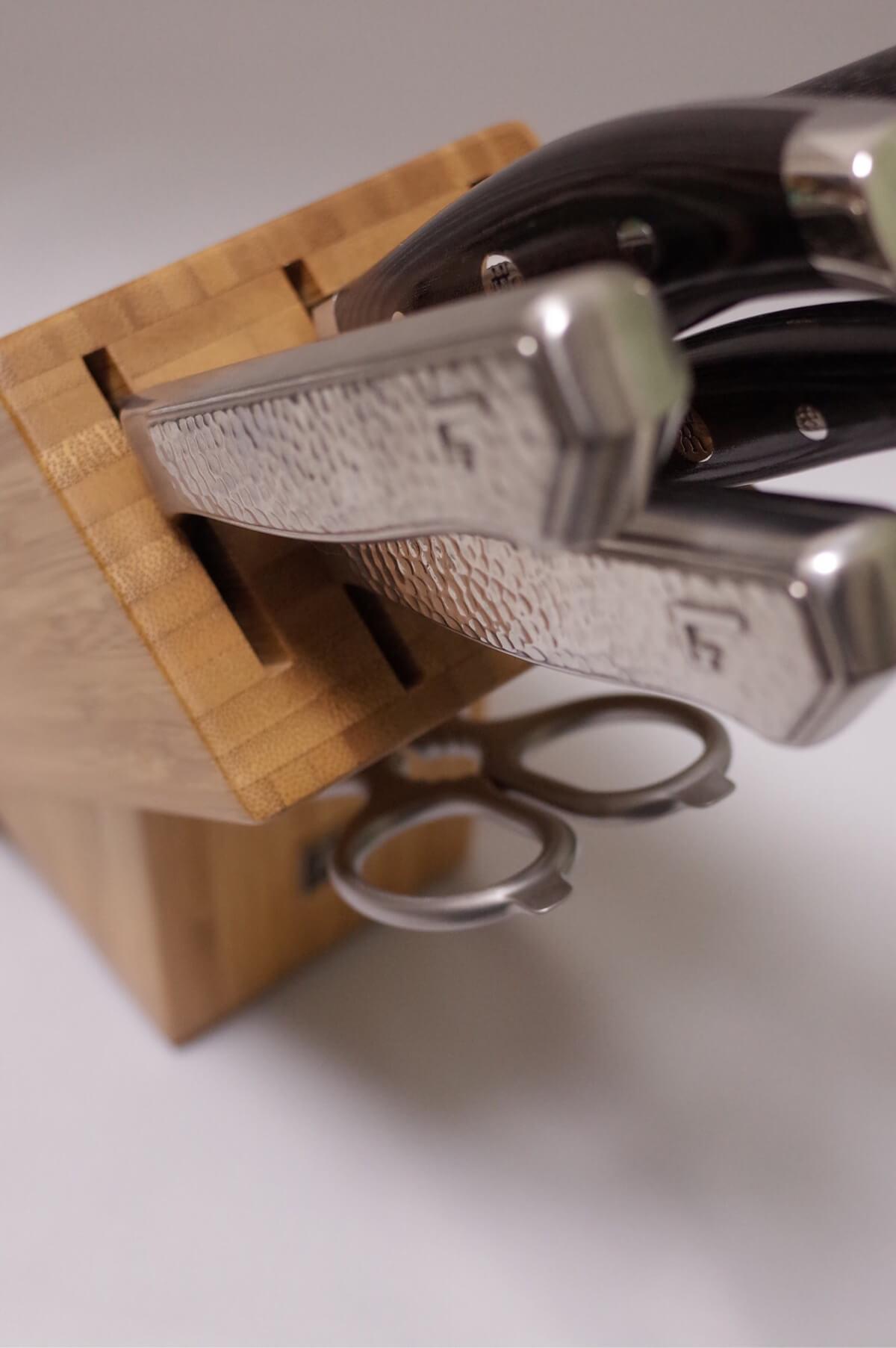 ツヴィリング ナイフブロック キッチンハサミ