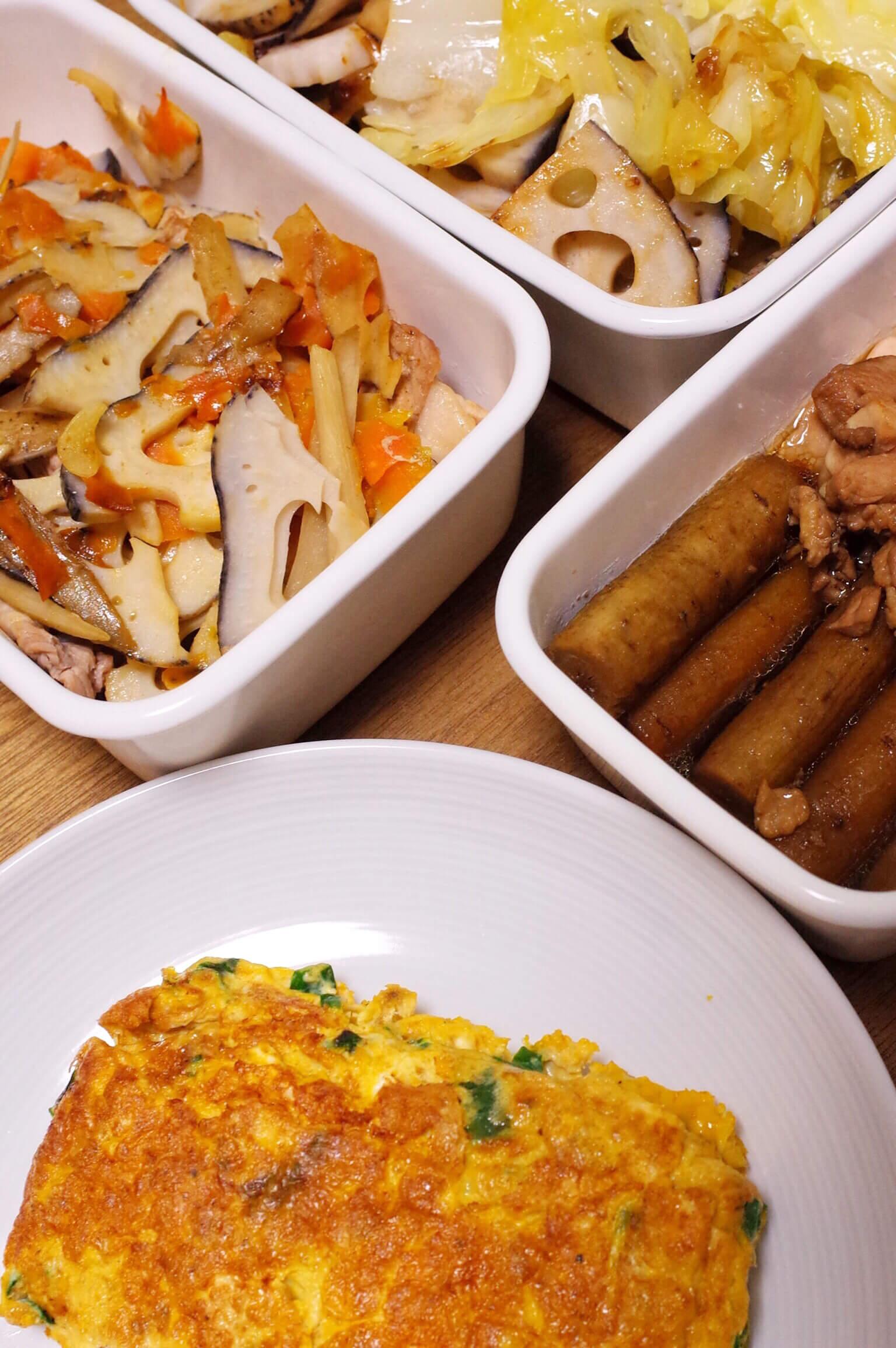 旬の野菜を食べる 2月が旬の食材で常備菜を作る 安くて簡単で美味しいぞ!