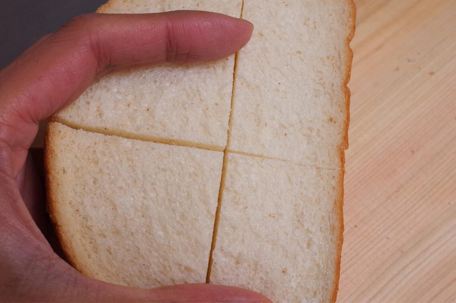 バルミューダ トースター 十字