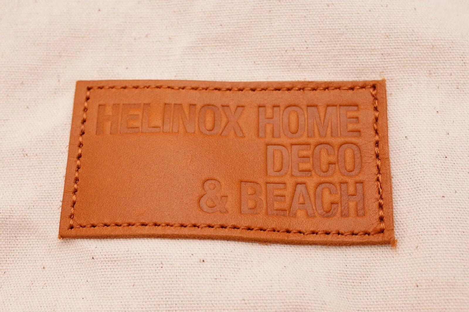 ヘリノックス コンフォートチェア ロゴ