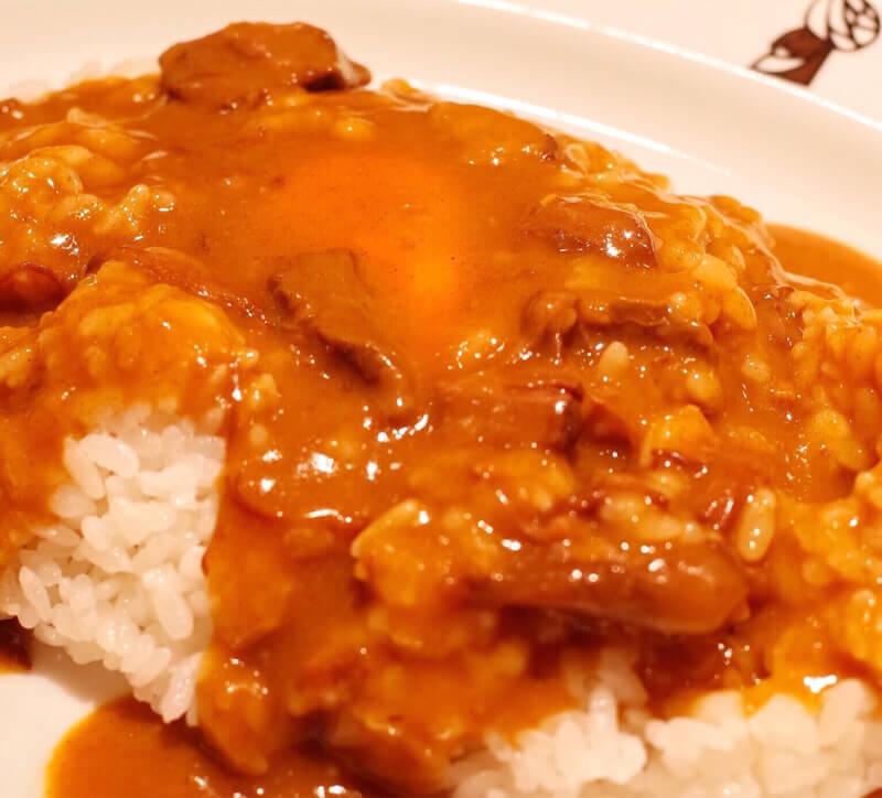 インディアンカレー 淀屋橋   甘くて辛い不思議なカレー 大阪出張のランチに食べてみて!