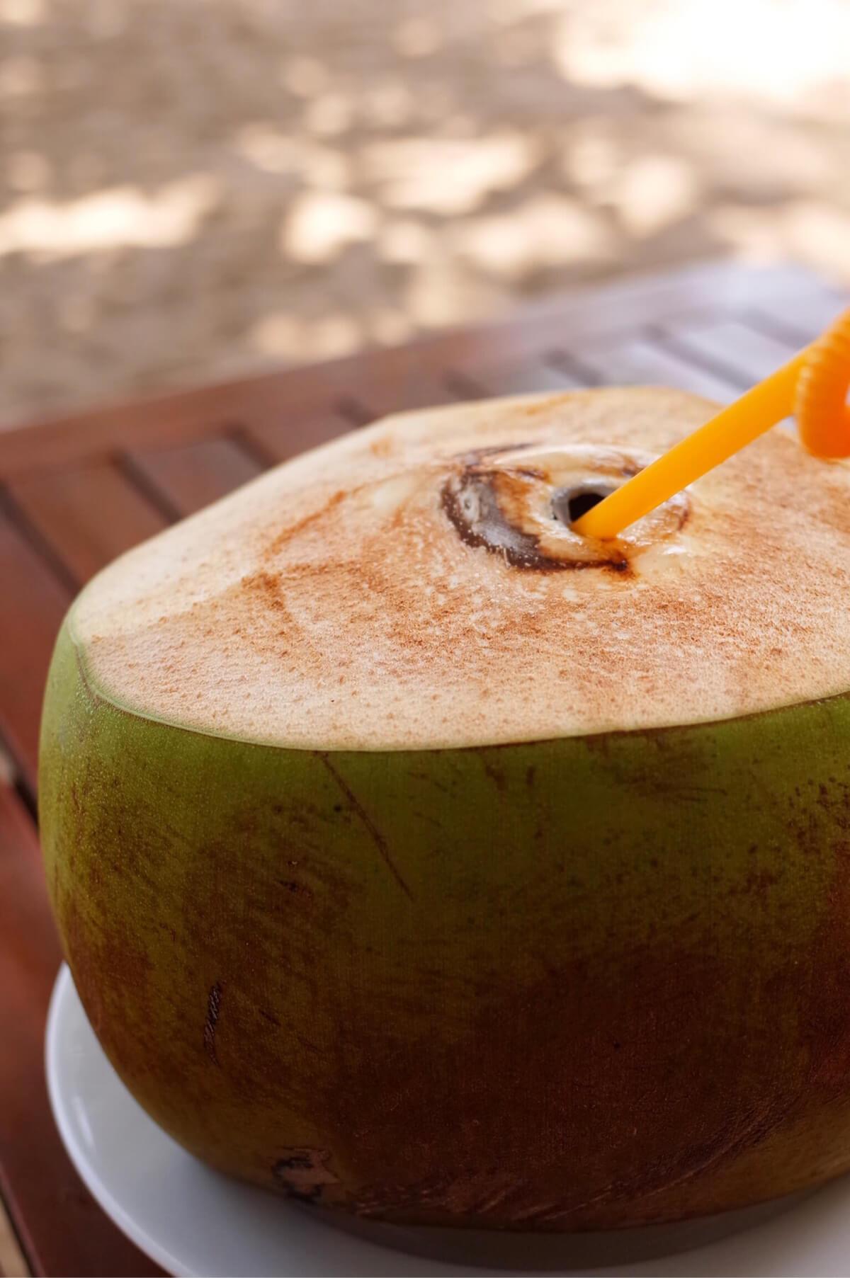 ワイルドビーチ フーコック ランチ ココナッツ