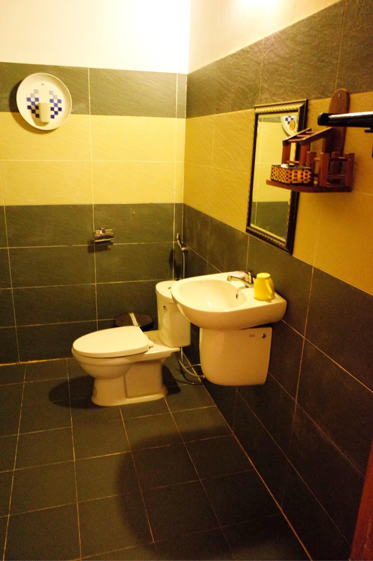 フーコック ワイルドビーチ リゾート トイレ