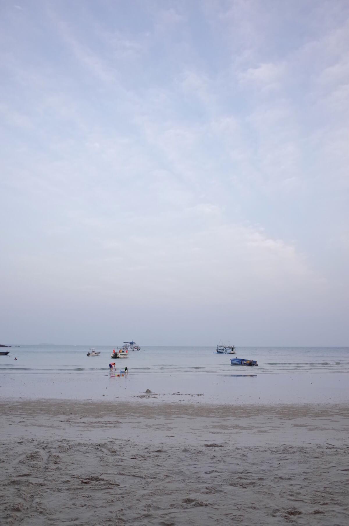 RICOH GR サメット島