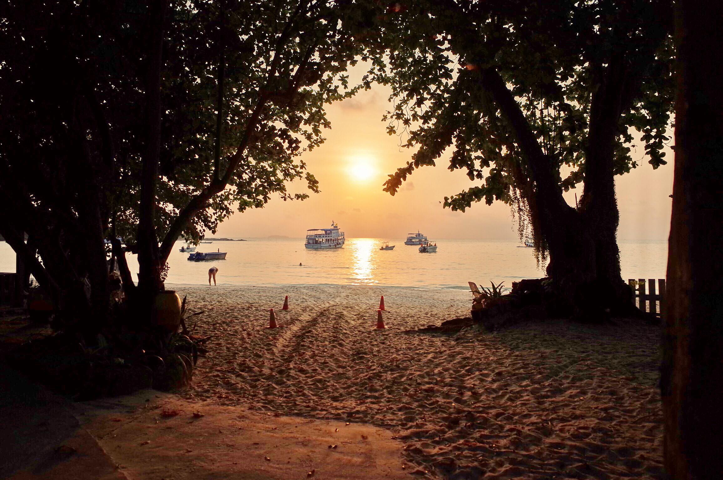 リコー GR | 自画自賛するよ。サメット島で海がキレイに撮れた!セミナー受けておいてよかった
