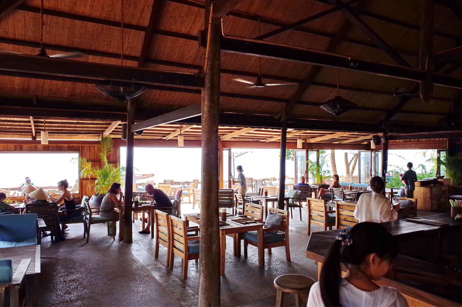 マンゴーベイ レストラン フーコック レストラン