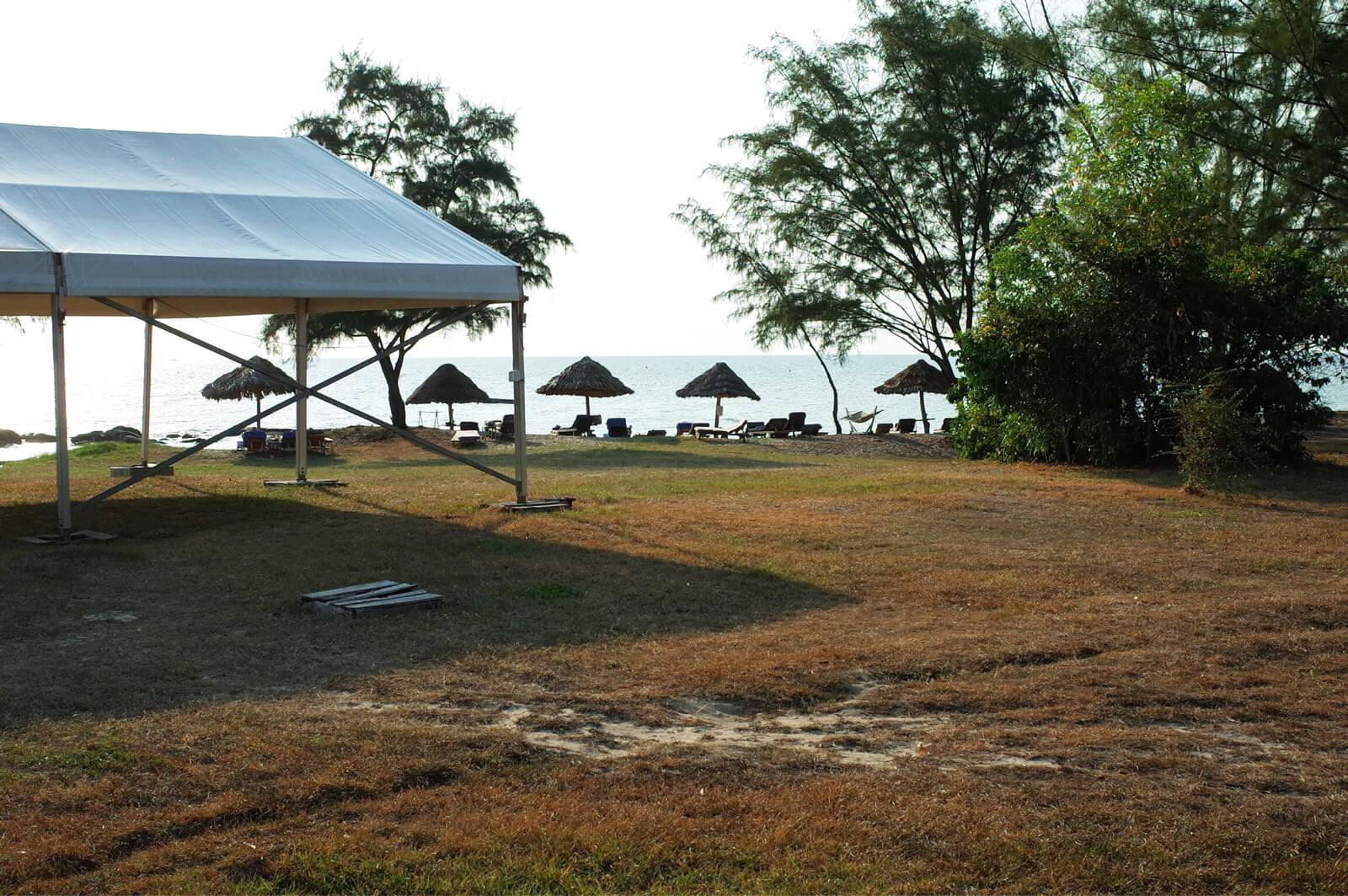 マンゴーベイ リゾート ビーチ