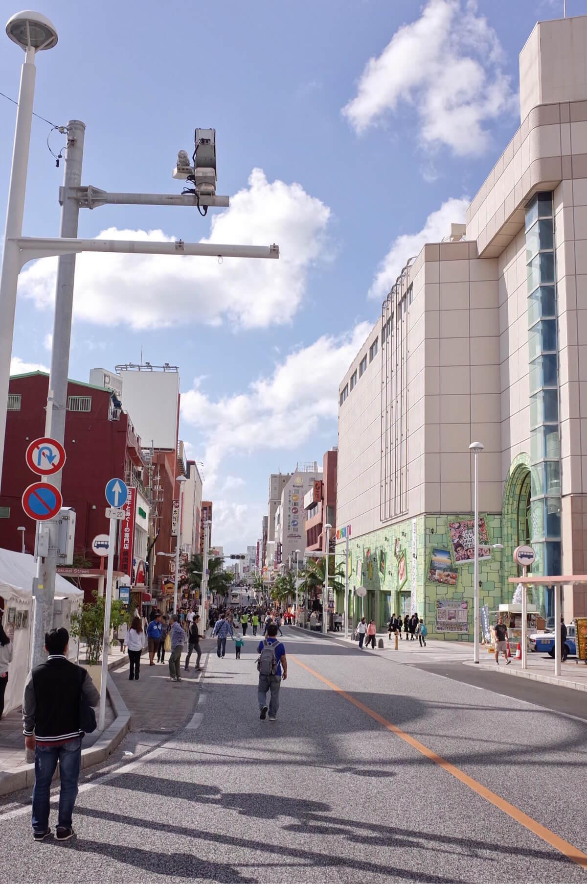 沖縄 那覇 国際通り