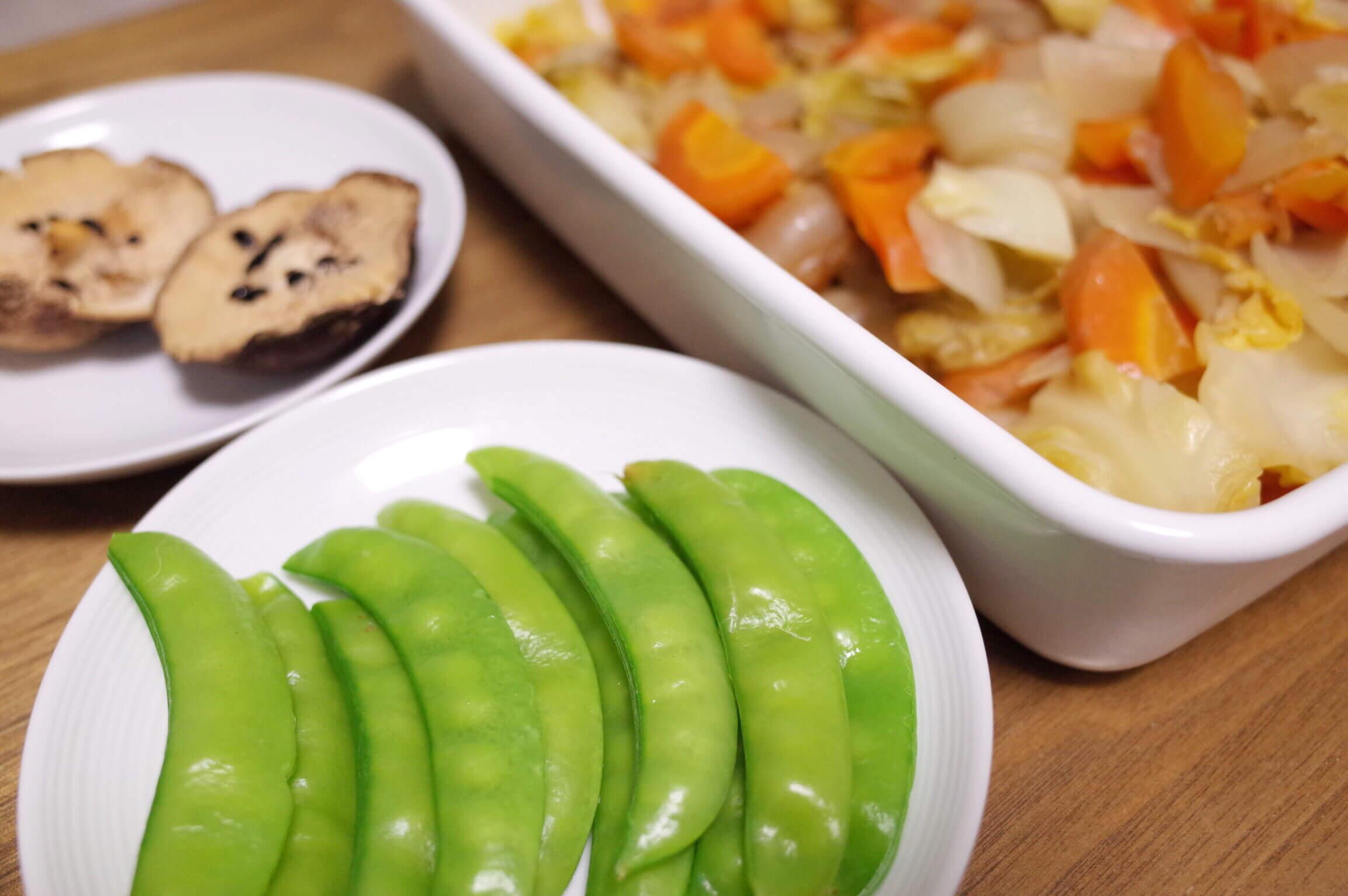 4月が旬の食材 野菜編 | 春の息吹で新顔続出!豆類が美味しい季節!