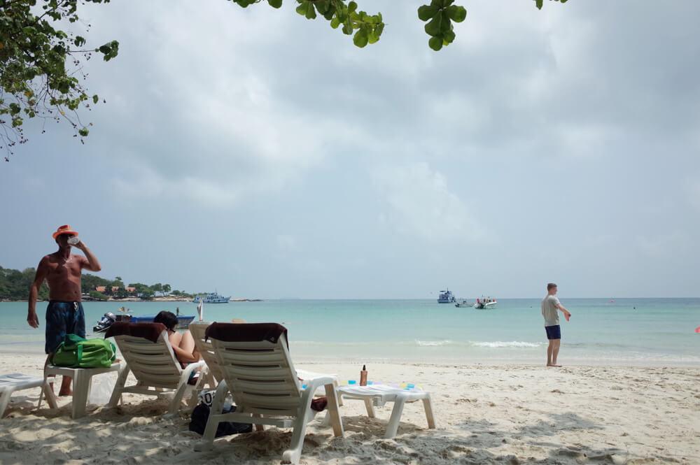 サメット島 ウォンドゥアンビーチ
