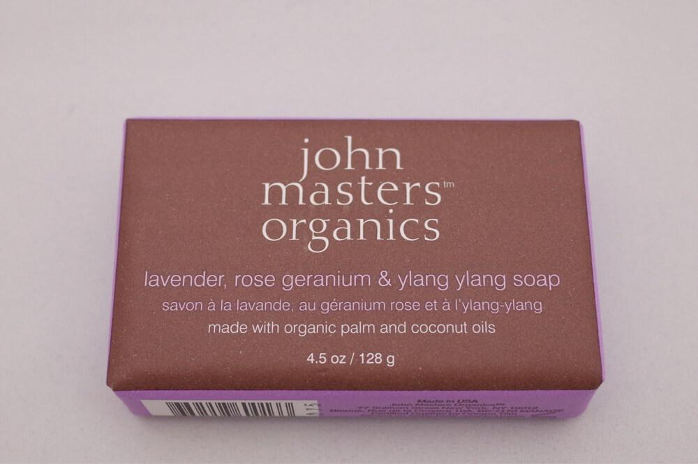 John Masters Organics LRG&YYソープ