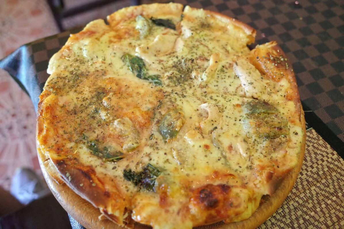 サメット島のランチは「Perfect Dough」がおすすめ 日本のピザの数百倍うまい!