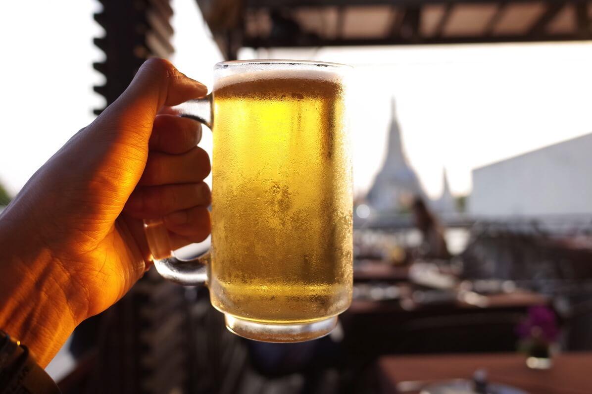女の勘はすごいと実感。ビールを飲んでいたら遠いベトナムから怒られた話