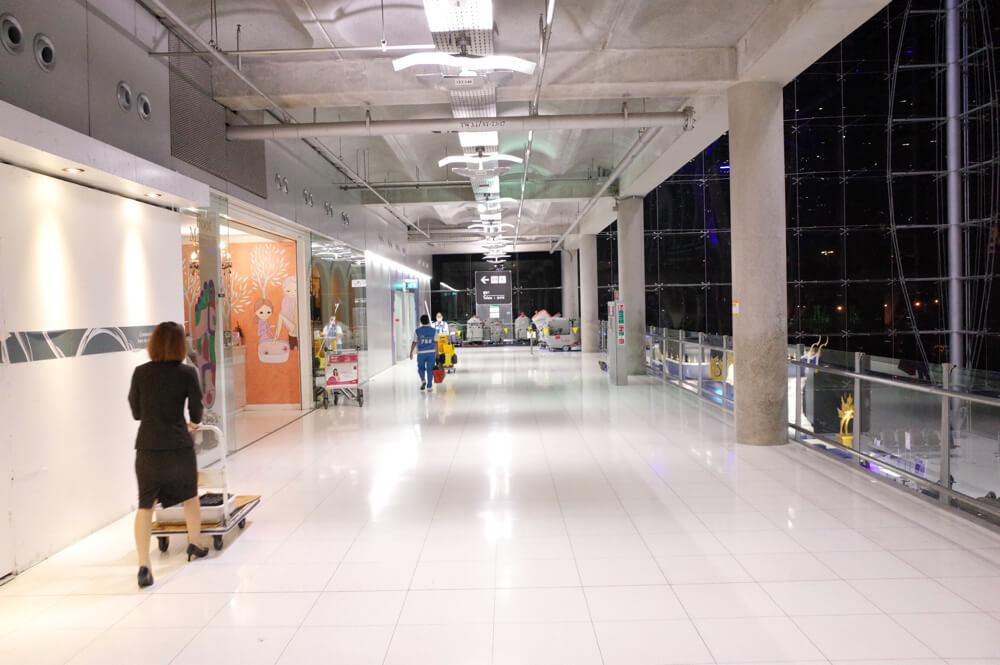 スワンナプーム国際空港 マッサージ