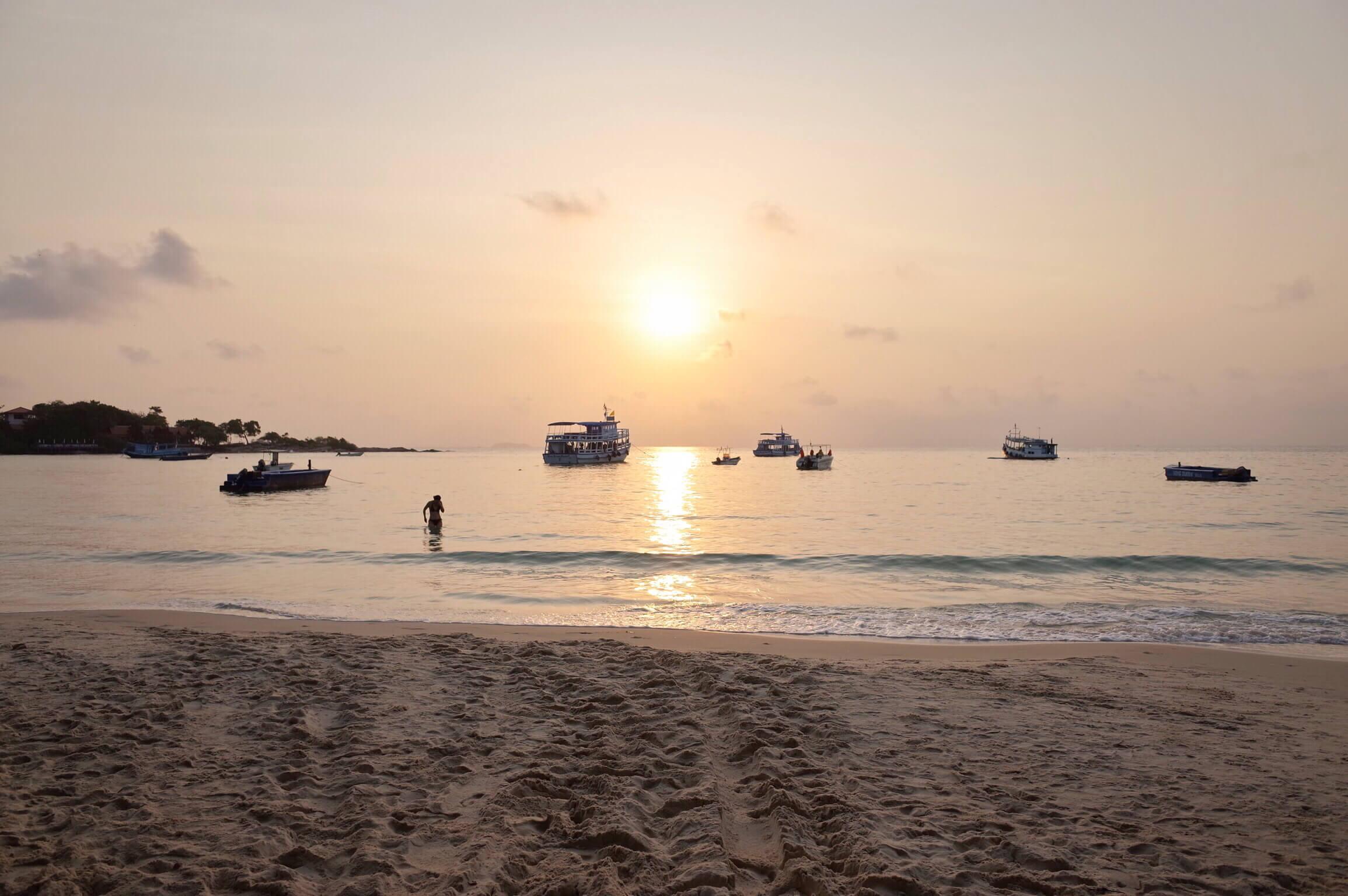 バンコク・サメット島旅行まとめ 2016年3月版 タイ人や駐在員がおすすめするスポットはやっぱりすばらしかった!