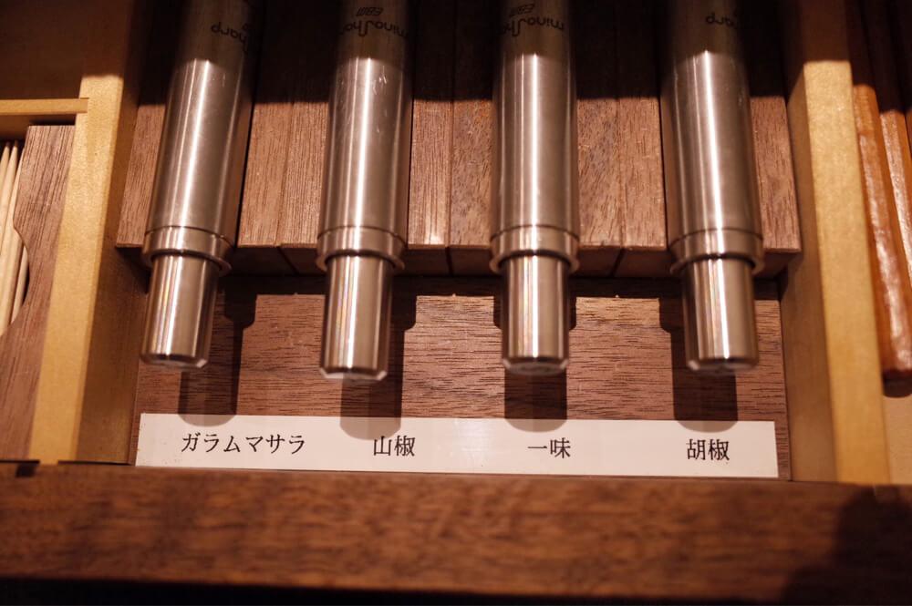 名前のないラーメン屋 京都