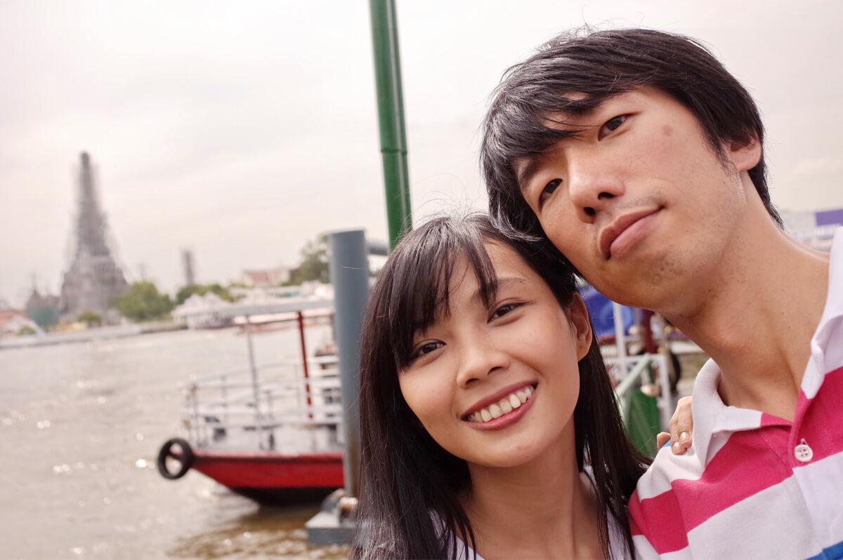 ベトナム人彼女