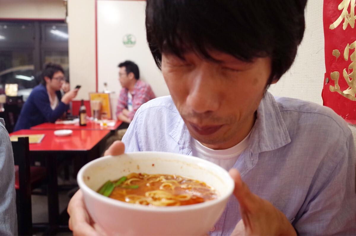 名古屋名物 台湾ラーメン 味仙 イタリアン