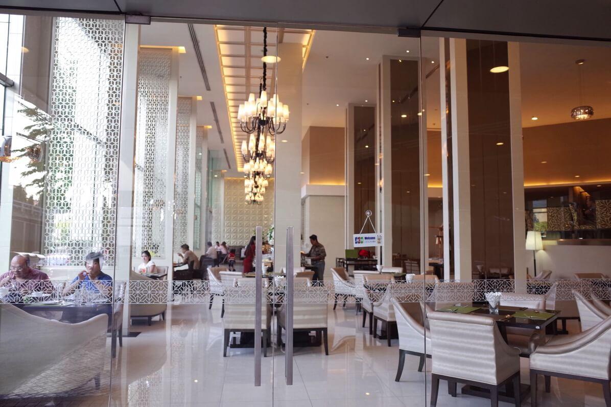 バンコク マンダリンホテル