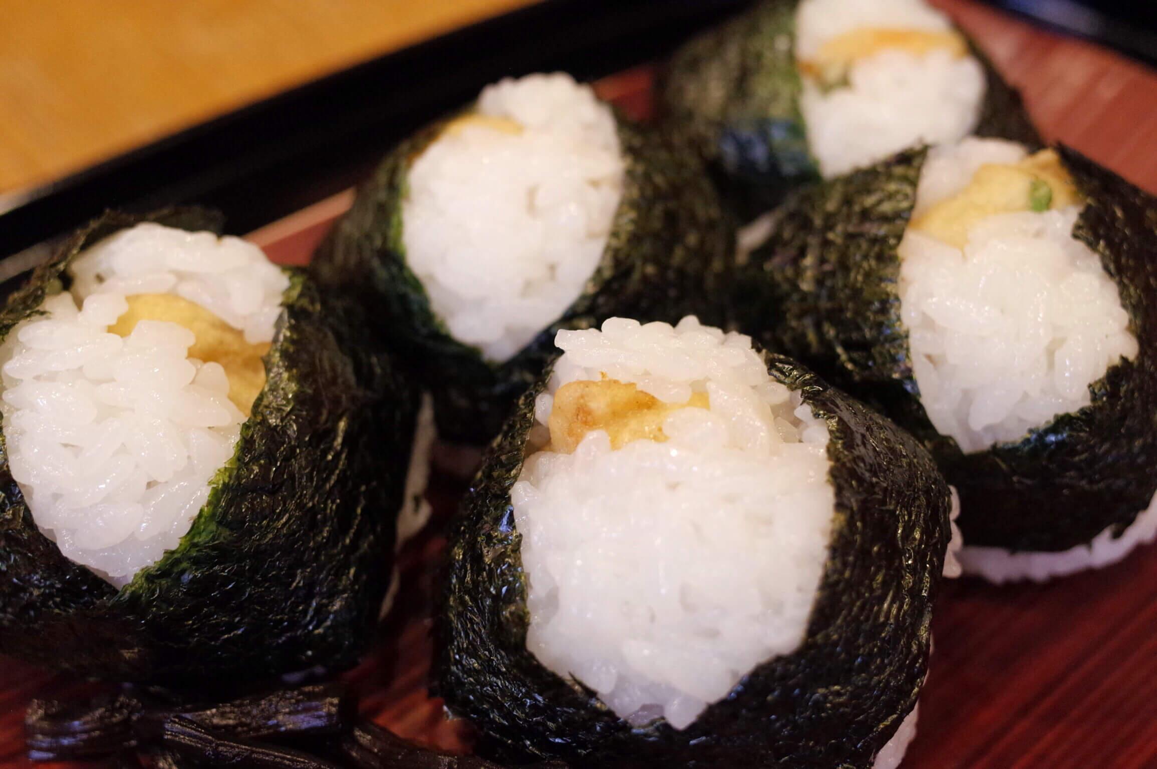 名古屋名物『天むす千寿 』上前津の本店だけで味わえる出来たての味が予想以上だった