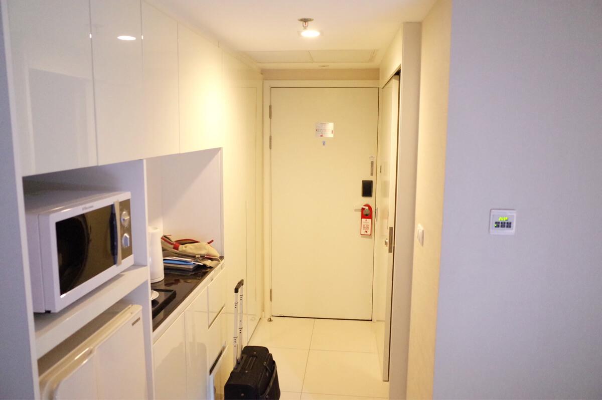 バンコク マンダリンホテル 室内